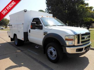 2009 Ford Super Duty F-550 DRW XLT Irving, Texas