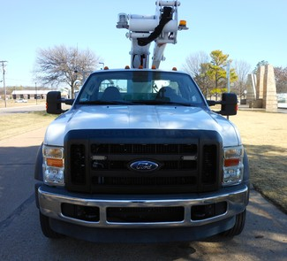 2009 Ford F-550 ,BUCKET/ BOOM TRUCK, UNDER CDL, 1 OWNER XL Irving, Texas 33