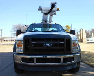 2009 Ford F-550 ,BUCKET/ BOOM TRUCK, UNDER CDL, 1 OWNER XL Irving, Texas 37