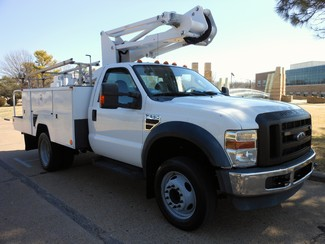 2009 Ford F-550 ,BUCKET/ BOOM TRUCK, UNDER CDL, 1 OWNER XL Irving, Texas 1