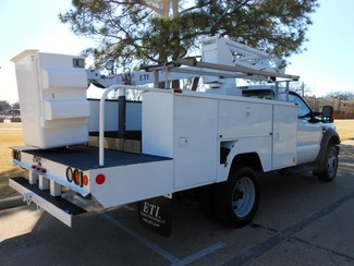 2009 Ford F-550 ,BUCKET/ BOOM TRUCK, UNDER CDL, 1 OWNER XL Irving, Texas 3