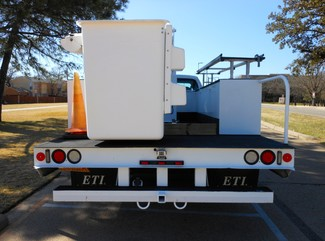 2009 Ford F-550 ,BUCKET/ BOOM TRUCK, UNDER CDL, 1 OWNER XL Irving, Texas 4