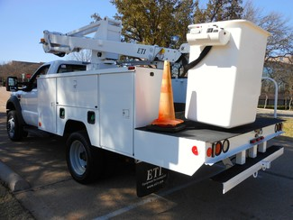 2009 Ford F-550 ,BUCKET/ BOOM TRUCK, UNDER CDL, 1 OWNER XL Irving, Texas 5