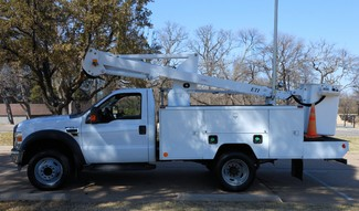 2009 Ford F-550 ,BUCKET/ BOOM TRUCK, UNDER CDL, 1 OWNER XL Irving, Texas 34