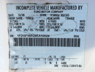 2009 Ford F-550 ,BUCKET/ BOOM TRUCK, UNDER CDL, 1 OWNER XL Irving, Texas 61