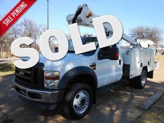 2009 Ford F-550 ,BUCKET/ BOOM TRUCK, UNDER CDL, 1 OWNER XL Irving, Texas