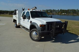 2009 Ford Super Duty F-550 DRW XL Walker, Louisiana 9