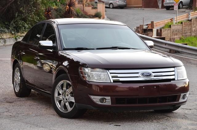 2009 Ford Taurus Limited Burbank, CA 0