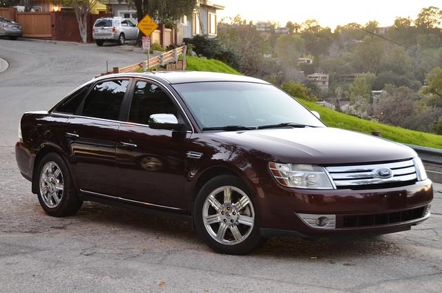 2009 Ford Taurus Limited Burbank, CA 10