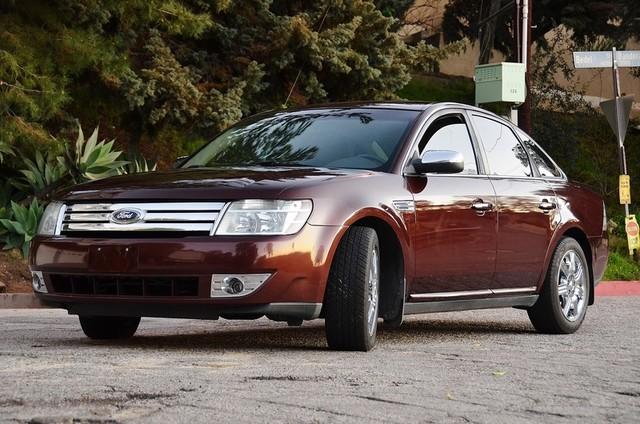 2009 Ford Taurus Limited Burbank, CA 1