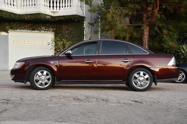 2009 Ford Taurus Limited Burbank, CA 12