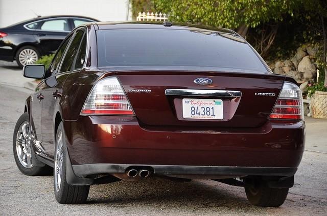 2009 Ford Taurus Limited Burbank, CA 13