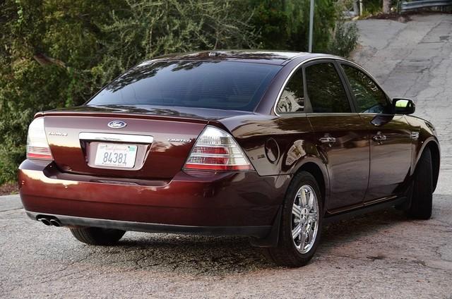 2009 Ford Taurus Limited Burbank, CA 3