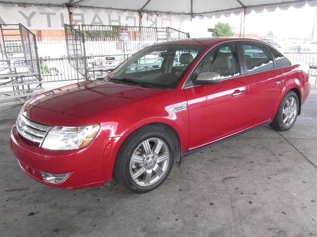 2009 Ford Taurus Limited Please call or e-mail to check availability All of our vehicles are av