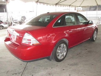 2009 Ford Taurus Limited Gardena, California 2