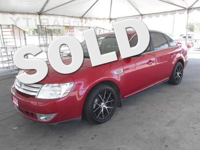2009 Ford Taurus SE Please call or e-mail to check availability All of our vehicles are availab