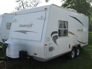 2009 For Rent Or For Sale  19' Shamrock Hybrid by Forest River Katy, TX 1