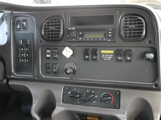 2009 Freightliner M2 24' Cargo Truck, Sliding Curtains, Lift, Auto ., . 15