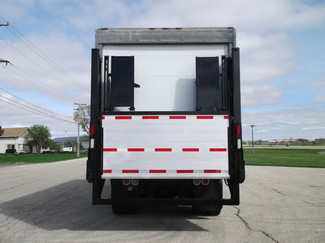 2009 Freightliner M2 24' Cargo Truck, Sliding Curtains, Lift, Auto ., . 5