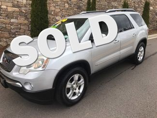 2009 Gmc-2 Owner!! 3rd Row! Acadia-BUY HERE PAY HERE!  SLT-CARMARTSOUTH.COM Knoxville, Tennessee 2