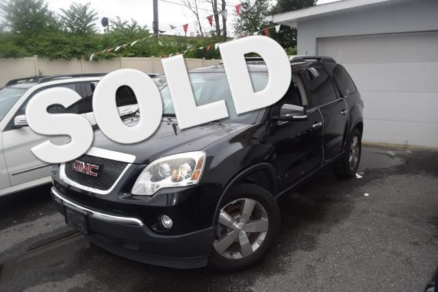 2009 GMC Acadia SLT1 Richmond Hill, New York 0