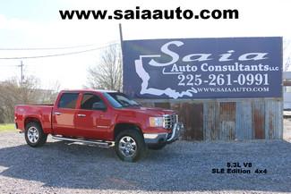 2009 Gmc Sierra 1500 Crew Cab Z71 4WD Leather Leveled 35s on 20s in Baton Rouge  Louisiana