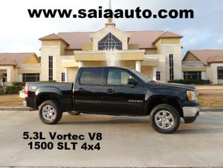 2009 Gmc 1500 Crew Cab Slt 4wd Z71 LEATHER HTD AC SEATS TOW PKG LOADED TWO OWNER CLEAN CARFAX | Baton Rouge , Louisiana | Saia Auto Consultants LLC-[ 2 ]