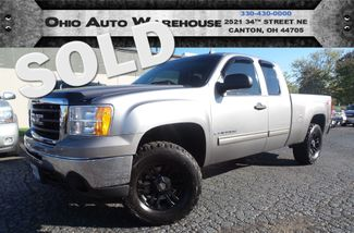 2009 GMC Sierra 1500 SLE 4x4 V8 Clean Carfax We Finance | Canton, Ohio | Ohio Auto Warehouse LLC in  Ohio