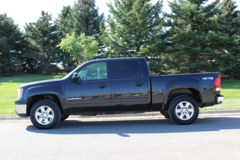 2009 GMC Sierra 1500 SLT  city MT  Bleskin Motor Company   in Great Falls, MT