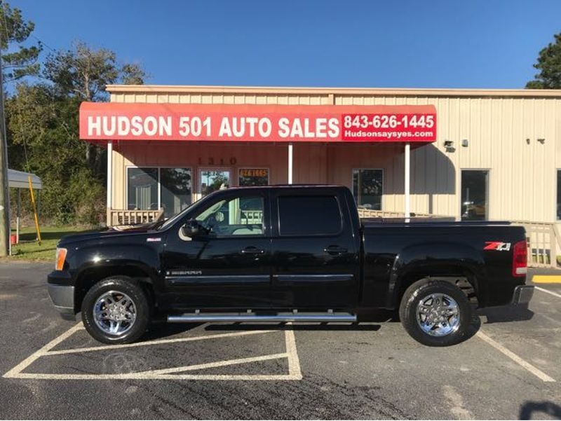2009 GMC Sierra 1500 SLT | Myrtle Beach, South Carolina | Hudson Auto Sales in Myrtle Beach South Carolina