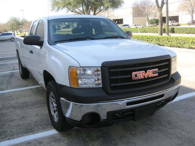 2009 GMC Sierra X/Cab 4x4 LWB,  X/Nice, Only 95k Miles Plano, Texas 1