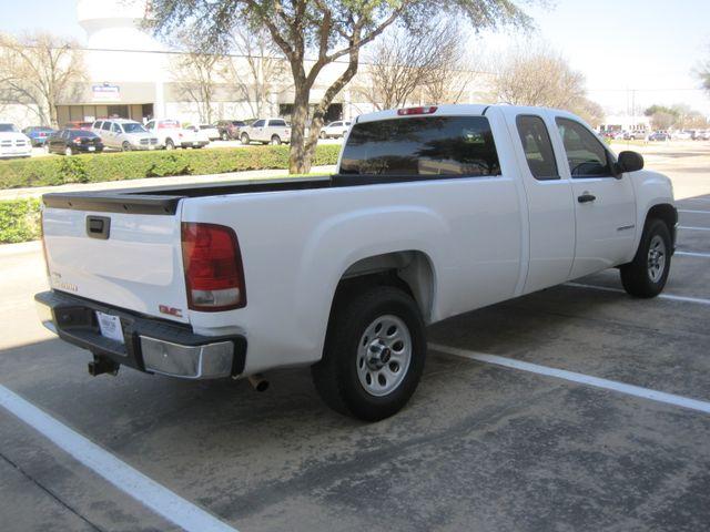 2009 GMC Sierra X/Cab 4x4 LWB,  X/Nice, Only 95k Miles Plano, Texas 11