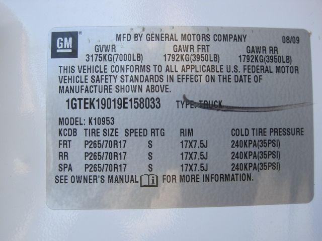 2009 GMC Sierra X/Cab 4x4 LWB,  X/Nice, Only 95k Miles Plano, Texas 30