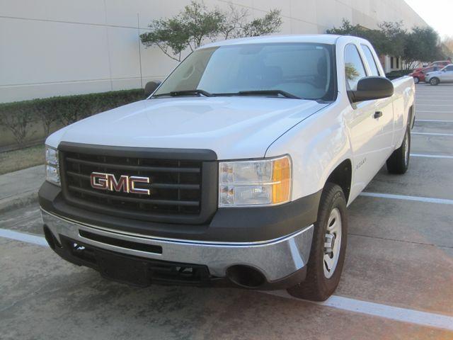 2009 GMC Sierra X/Cab 4x4 LWB,  X/Nice, Only 95k Miles Plano, Texas 3