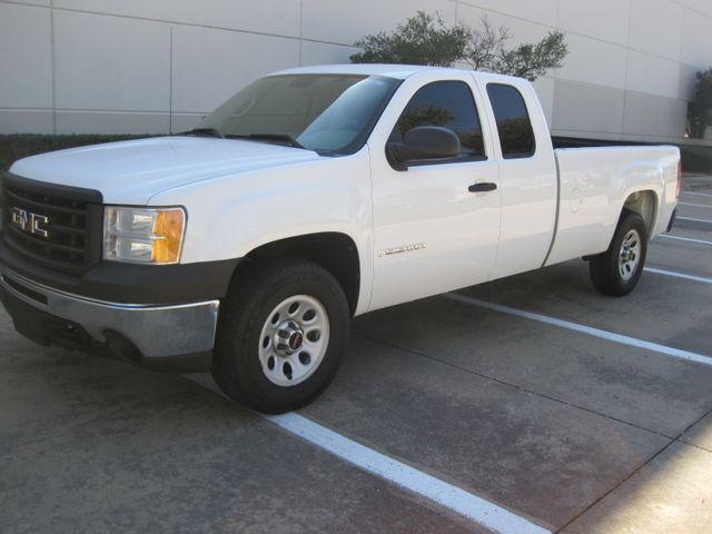 2009 GMC Sierra X/Cab 4x4 LWB,  X/Nice, Only 95k Miles Plano, Texas 4