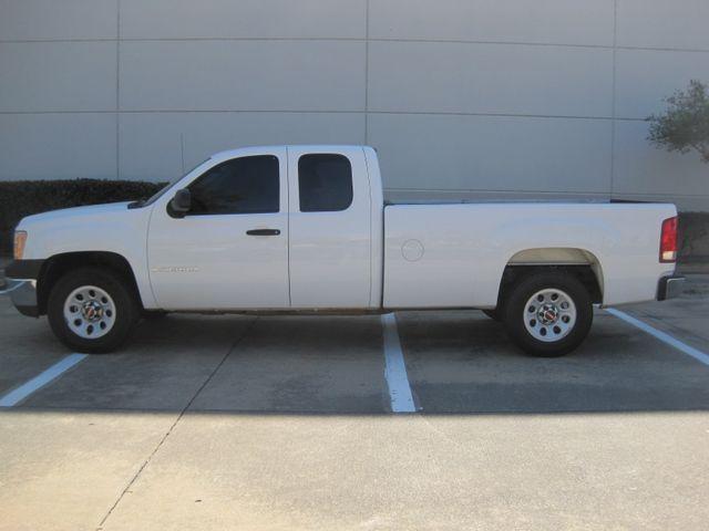 2009 GMC Sierra X/Cab 4x4 LWB,  X/Nice, Only 95k Miles Plano, Texas 5