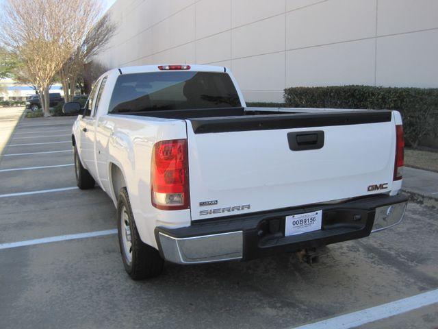 2009 GMC Sierra X/Cab 4x4 LWB,  X/Nice, Only 95k Miles Plano, Texas 8