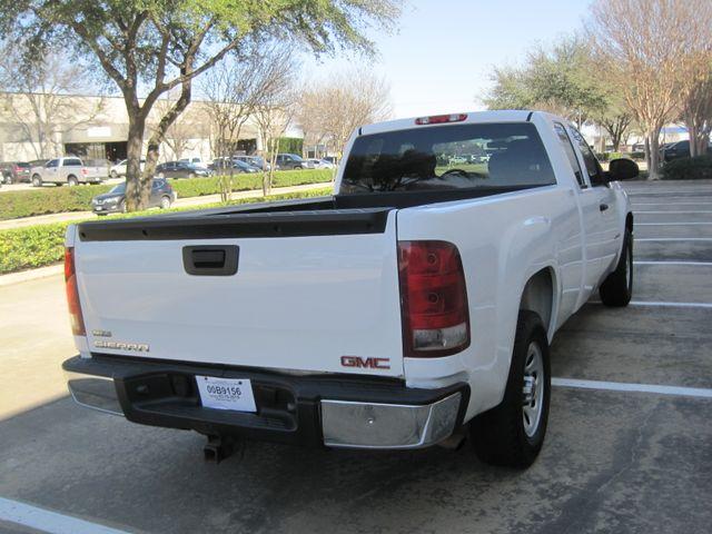 2009 GMC Sierra X/Cab 4x4 LWB,  X/Nice, Only 95k Miles Plano, Texas 10