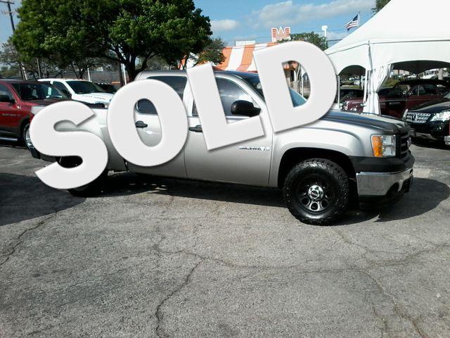 2009 GMC Sierra 1500 Work Truck San Antonio, Texas 0
