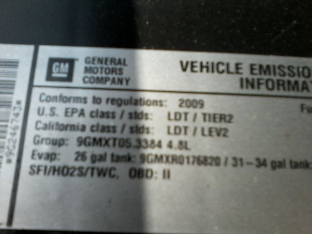 2009 GMC Sierra 1500 Work Truck San Antonio, Texas 24