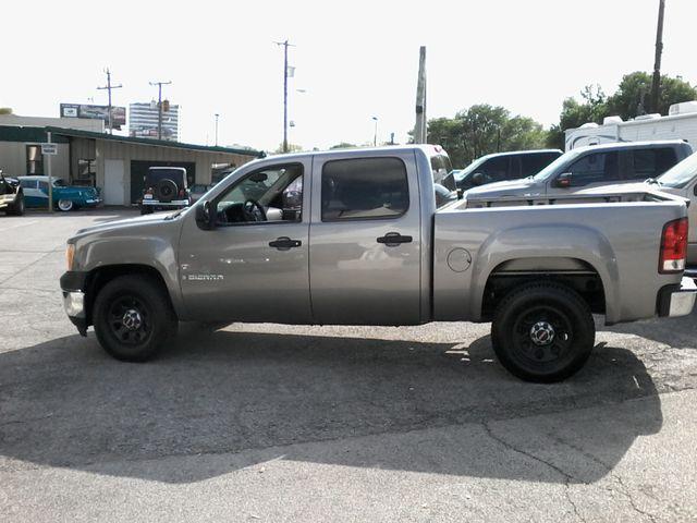 2009 GMC Sierra 1500 Work Truck San Antonio, Texas 4