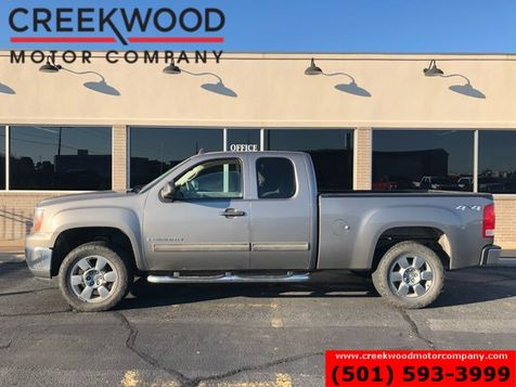 2009 GMC Sierra 1500 SLE 4x4 New Tires Chrome 20s Low Miles 1 Owner in Searcy, AR
