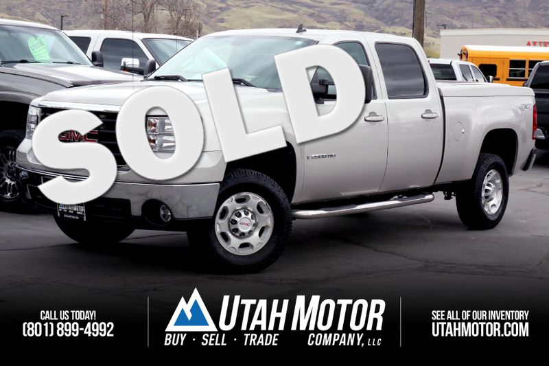2009 GMC Sierra 2500HD SLT | Orem, Utah | Utah Motor Company in Orem Utah