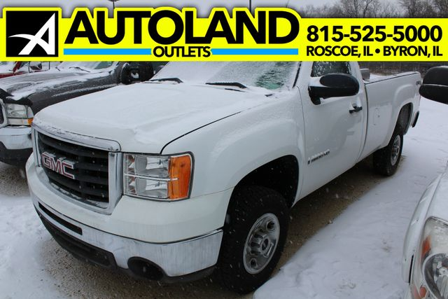 2009 GMC Sierra 2500HD Work Truck Roscoe, Illinois 0