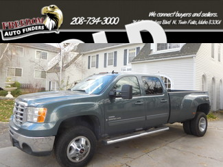 2009 GMC Sierra 3500HD in Twin Falls Idaho