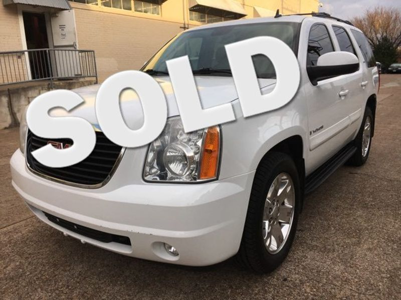 2009 GMC Yukon SLT  city TX  Marshall Motors  in Dallas, TX