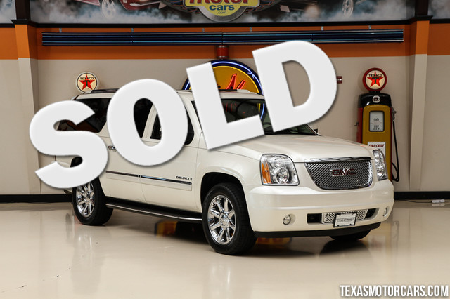 2009 GMC Yukon XL Denali 2009 GMC Yukon XL Denali is in great shape with only 108 598 miles The