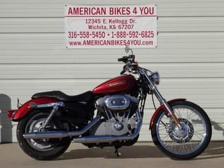2009 Harley-Davidson 883 Custom Sportster XL883C Wichita, KS