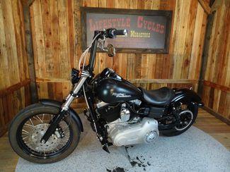 2009 Harley-Davidson Dyna® Street Bob FXDB Anaheim, California 20