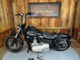 2009 Harley-Davidson Dyna® Street Bob FXDB Anaheim, California 1